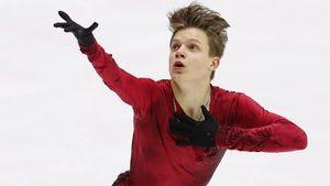 Ученик Мишина выиграл первенство России среди юниоров. Семененко был самым старшим из выступавших