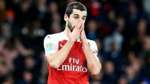 «Так будет лучше для его семьи». «Арсенал» не возьмет Мхитаряна на финал Лиги Европы в Баку