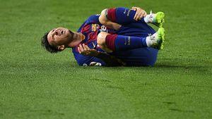 Похоже, чемпионская интрига в Испании — все. «Барса» не смогла обыграть «Атлетико»