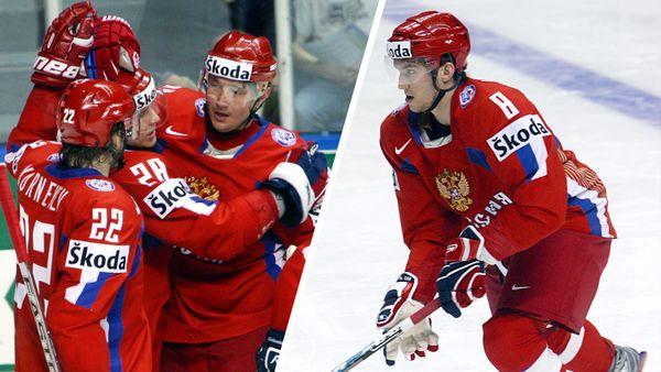 Ковальчук мог пропустить финал сКанадой, аОвечкин играл втройке мечты. 12 лет победе сборной России вКвебеке