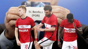«Спартак» сыграет в Лиге чемпионов с «Бенфикой». Что надо знать о сопернике российского клуба