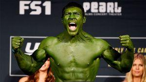 «Никто из дагестанцев не сильнее меня». Ион Куцелаба устраивает шоу и называет себя самым опасным в UFC