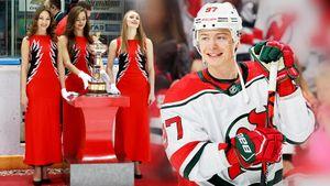 ВНХЛ семь команд остались без хоккея почти нагод. Американцам нужно взять идею уКХЛ ипровести Кубок надежды