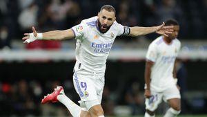 «Реал» разгромил «Мальорку» и вернулся на 1-е место в Ла Лиге. Асенсио оформил хет-трик, Бензема— дубль