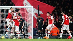 У «Арсенала» Артеты первая победа — «МЮ» на «Эмирейтс» был ужасен