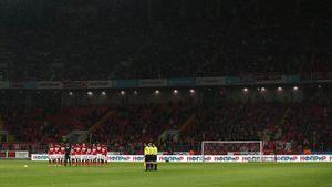 Матч Лиги Европы «Спартак»— «Лестер» начнется с минуты молчания в память о трагедии 1982 года