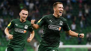 Посмотрите, какую красоту «Краснодар» забил «Арсеналу»! Даже в полуфинале ЛЧ так не умеют