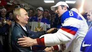 ВАмерике заговорили оприезде НХЛ вРоссию. Почему нестоит ждать Овечкина народине