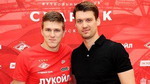 Соболев: «Недоконца верю, что перешел в«Спартак». Более популярной команды вРоссии просто нет»