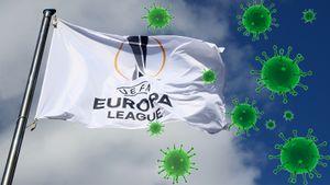 УЕФА перенес матчи 1/8 финала Лиги Европы между испанскими иитальянскими клубами