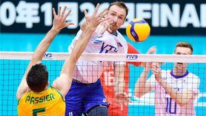 Россия потерпела сенсационное поражение на Кубке мира. Австралия была худшей командой турнира