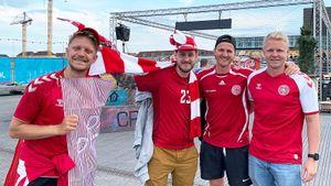 «У вас 23 футболиста, но их никто не знает». Что датчане и финны говорят о России на Евро-2020
