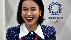 Канделаки высмеяла американцев и англичан, обвинивших Россию в планах сорвать Олимпийские игры в Токио