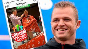 Еще один футболист глупо пошутил про коронавирус. Теперь это Дмитрий Тарасов