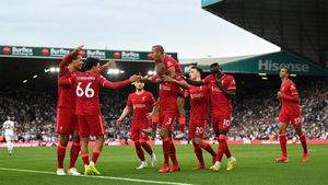 «Ливерпуль» разгромил «Лидс»