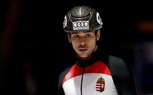 Чемпион ОИ по шорт-треку Бурьян дисквалифицирован на год за оскорбительное высказывание о Китае