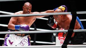 Олимпийский чемпион Тищенко назвал бой Тайсона с Джонсом пародией на бокс