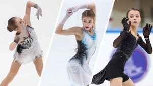 Косторная выиграла короткую программу наЧР. Щербакова— 2-я, Медведева вне топ-3. Как это было
