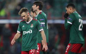 КДК наказал «Локомотив» одним матчем на нейтральном поле, Сухина и Козловцев оштрафованы на 150 тысяч рублей