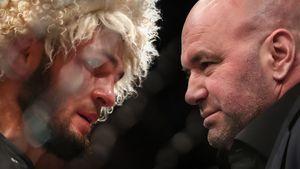 Турнир UFC 249 пройдет на племенной земле в Калифорнии. Если бы Хабиб остался в США, он бы доехал туда за три часа