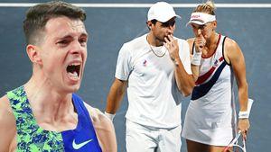 Павлюченкова/Рублев выиграли золото! Рапиристы и Хачанов разгромлены в финале, но взяли серебро. Олимпиада в Токио