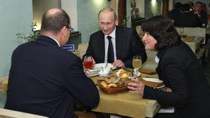Буре-младший рассказал об ужине с Путиным в американском стейк-хаусе: «Вернулись домой только в 2-3 утра»