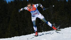 Бывшая лыжница Нильссон готовится дебютировать на Кубке мира по биатлону