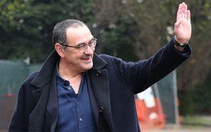 «Лацио» официально объявил о назначении Сарри новым главным тренером команды