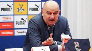 Черчесов — про 0:5 от Сербии: «Сыграли безобразно, я был шокирован. Но подавать в отставку не следовало»
