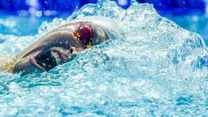 Трехкратный олимпийский чемпион по плаванию Сунь дисквалифицирован на 4 года за допинг