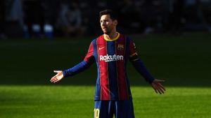 «Месси уничтожает команду. Его надо отпустить». Что говорят болельщики «Барселоны» о неудачном сезоне