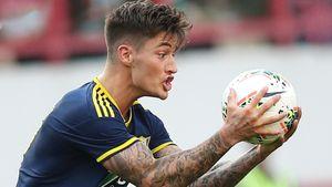 «Ман Юнайтед» хочет купить Норманна. Год назад он перешел в «Ростов» за 1,7 млн евро