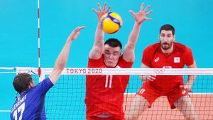 Клюка назвал причину поражения российских волейболистов в финале Олимпиады в Токио