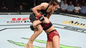 Сестры Шевченко дерутся в UFC с разницей в неделю. Одна из них задушила соперницу до потери сознания