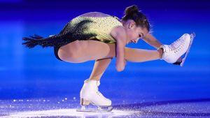 Ученица Тутберидзе Акатьева выиграла первенство Москвы среди юниоров. Жилина из академии Плющенко — 2-я