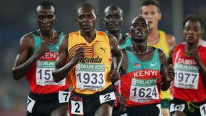 ВКении задопинг отстранили 42 легкоатлета. Абез национального флага выступает Россия