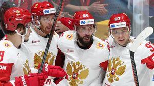 Сборная России одержала волевую победу над Латвией и вышла в плей-офф ЧМ-2019