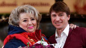 «Заслуженный тренер между рядами валяется!» Тарасова рассказала, как Ягудин шутил оеебольной спине