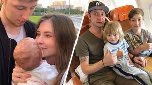 Дети героев Олимпиады в Сочи: у Плющенко — два сына, последней пока родила Липницкая