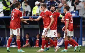 Футболисты сборной России назвали самых неповоротливых игроков в команде