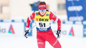 3 секунды отделили русскую лыжницу Ступак от очередного подиума на «Тур де Ски». Она уже 4-я в общем зачете
