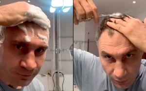 Виталий Кличко сам себя подстриг и выложил видео в TikTok под песню Coronavirus