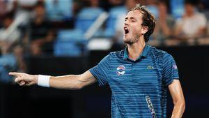 Русский теннисист втройке фаворитов Australian Open. Такого небыло современ топового Сафина