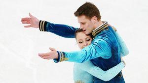 Бойкова/Козловский выдали лучший прокат в сезоне и опережают двукратных чемпионов мира из Китая. Это сюрприз