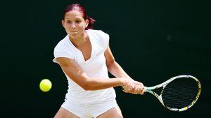 В США 20-летняя россиянка Грачева отыграла 4 матчбола и победила в 1/32 US Open. Она спаслась со счета 1:6, 1:5