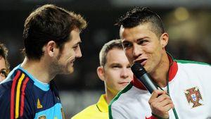 «Всего 750?» Касильяс подколол забившего юбилейный гол Роналду