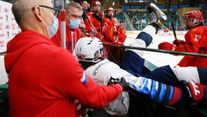 Федерация хоккея США иронично отреагировала на поражение от России на ЮЧМ. Американцы вели в счете 5:1