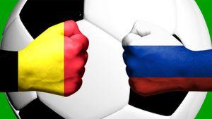 Бельгия— Россия: команда Черчесова дебютирует на турнире. LIVE!
