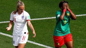 Плевок в соперницу, скандал с VAR, обвинения ФИФА в расизме. Дичь на женском ЧМ