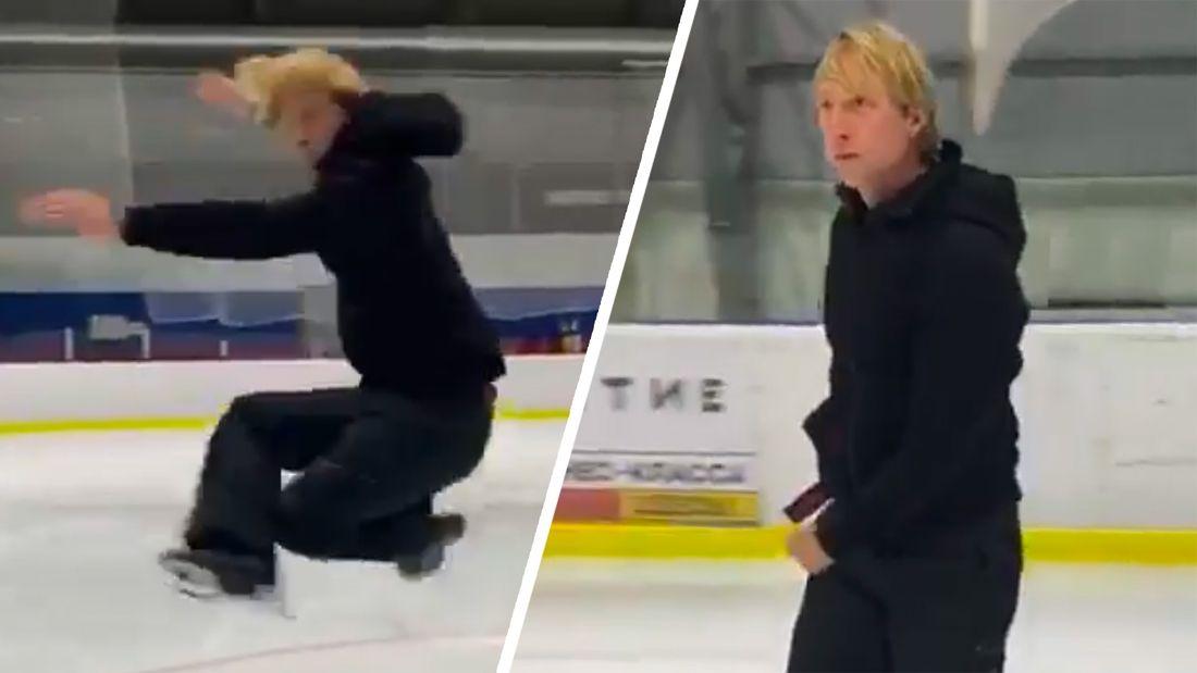 Evolution Of Figure Skating's Quad Jump